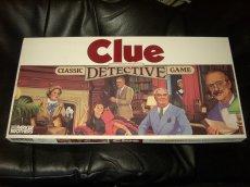 Clue Classic Boardgame $13.00
