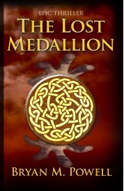 The Lost Medallionfrontcover